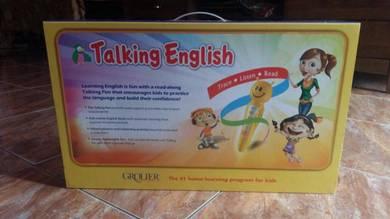 Talking English grolier