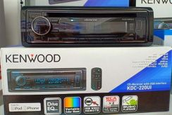 Car player kenwood
