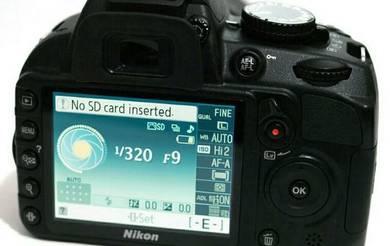 Nikon D3100 Key Features