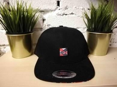 FILA Exquisite Small Logo Baseball Snapback Cap