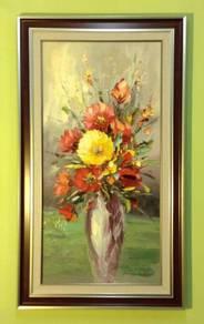 Original handmade oil painting code A25