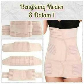 3 in 1 corset / bengkung 09