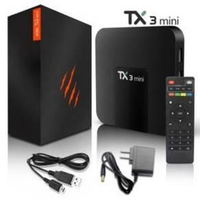 Android box tx3 mini(pre install)