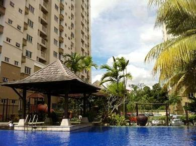 Villa Pavilion Condo Bukit Serdang Selangor 915sqft 3Rooms FREEHOLD