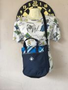 Sling bag bean pole