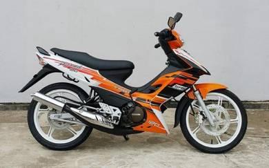 BARU Modenas Dinamik 120 NEW - Dp 299 OTR