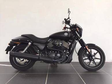 Harley Davidson XG750 Street unregistered