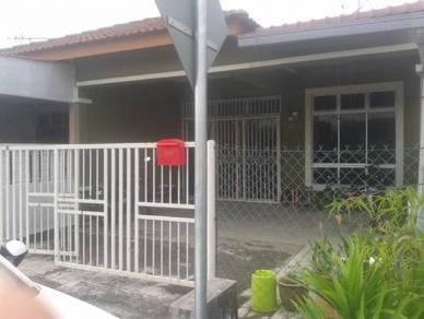 Single Storey Taman Krubung Indah Melaka Nego
