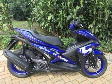 2018 Original Yamaha NVX 155 Movistar