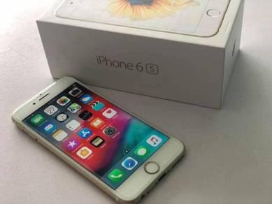 Iphone 6s 64gb MYSET fullset item 10/10