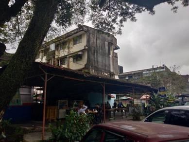 Rumah Flat PKINK Jalan Bayam