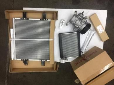Myvi Upgrade Alza Fullset Air cond Parts All New