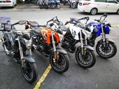 Demak 250cc Stock-Clearance (Promotion CNY)