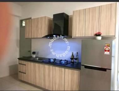 Tropicana bay residence condo fully furnished 2 car park