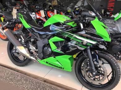 Kawasaki Ninja 250SL Secondhand ~ BN*4351 ~LikeNew