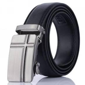 01B Business Belt Automatic Buckle Tali Pinggang