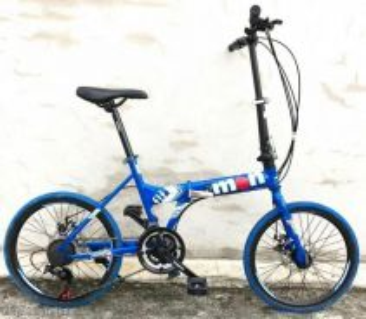 Mongoose 21 speed bike blue color 2019