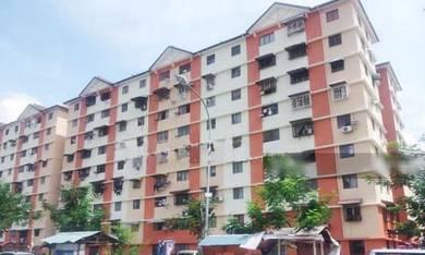 Apartment Taman Batu Permai, Jalan Ipoh, KL