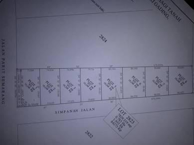 Lot Besar Pt Semarang Darat