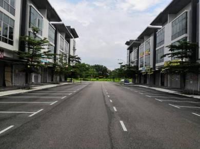 New 3 Storey Shop, Permas Jaya