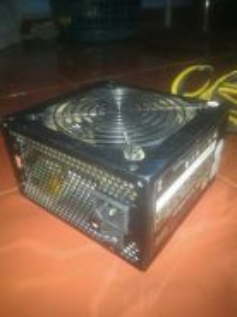 Power supply CM 550watt extra wire