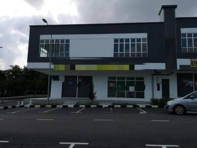 Double Storey Shop Corner Lot, Taman Pasir Putih, Jalan Siakap