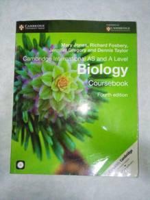 Cambridge International AS & A Level Coursebook