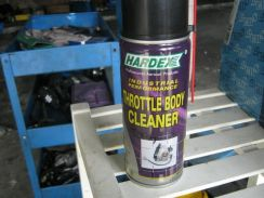 Throttle Body Electronic Cleaner
