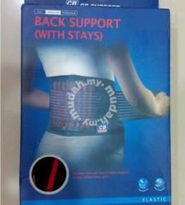 Back Support Waist Lumbar sakit tulang belakang bb