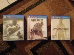 Call of duty / Uncharted