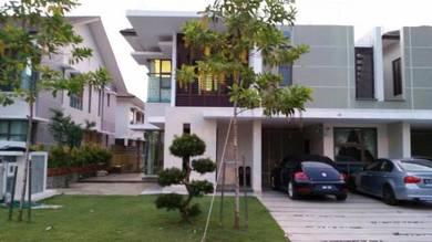 East Ledang Semi D Terrace for rent, Freehold, Johor