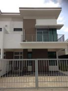 Promenade Taman Tun Aminah Cluster House
