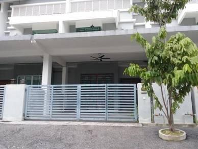 Gated Guarded SP Saujana,SgPetani
