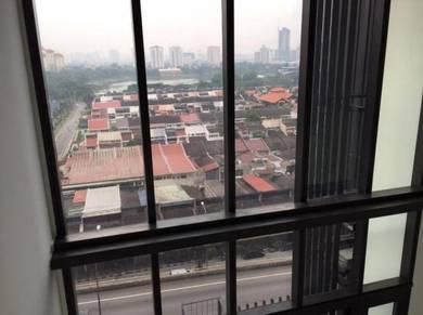M city Ampang Duplex 1 bedroom partly