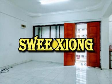 EASTERN COURT 700SF 1CP beside DESA GREEN at JELUTONG [CHEAPEST NOW]