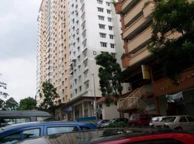 Damansara Perdana, Flora Damansara apartment Block D, Dep 1+1