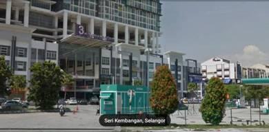 3 Element Office Rent 1K With Lift Nearby Mrt Equine Seri Kembangan