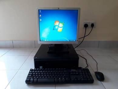Set desktop complete