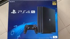 PS4 Pro 1TB For Sell