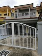 Mantin Behind Zemart Double Storey House For Rent
