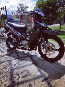 Yamaha 125zr 2015