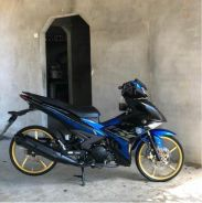 Yamaha Y15ZR cover set HLY