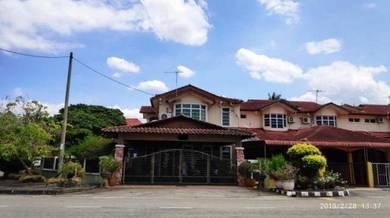 2 Storey Terrace House In Taman Bertam Permai, Kepala Batas, Penang