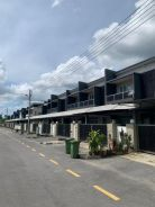 Double Storey CORNER Batu Kawa E Residence FOR SALE
