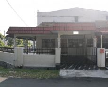 1 Storey Terrace House in Taman Desa Jaya, Kamunting, Perak