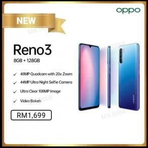 Oppo Reno 3 8GB 128GB
