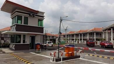 Cheap 2 Storey Terrace Riverside Residences Krubong Utama Freehold