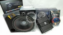 Cherokee Subwoofer AMP DVD Summer Package
