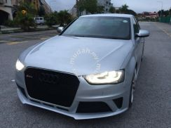 Audi FACELIFT A4 B9 RS Style Conversion