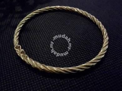 Gelang tangan gold zulian bracelet emas zhulian